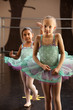 Two Ballerinas Standing