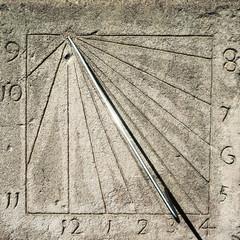 horloge solaire