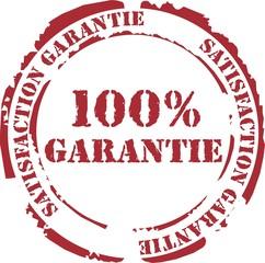 tampon 100% garantie