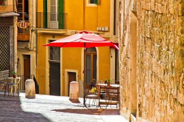 Kleines Gasse in Palma