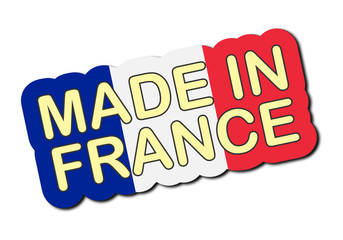 Sticker - Made In France