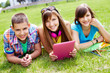 Students at leisure