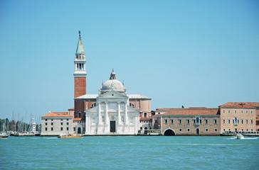 Chiesa di San Giorgio, Venezia, Italia