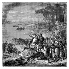 Barbarian Invasion - 5th century