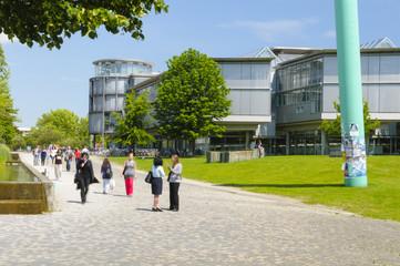 Göttingen, Niedersächsische Staats- und Universitätsbibliothe