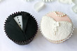Wedding cupcakes - 42543604