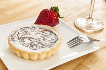 Elegant Cheesecake Tart