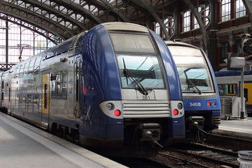 Trains à Gare Lille Flandres
