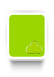button green cloud