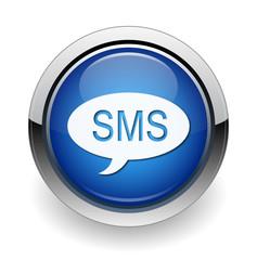 sms web blue button
