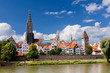 Skyline of Ulm