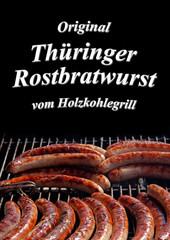 Original Thüringer Rostbratwurst