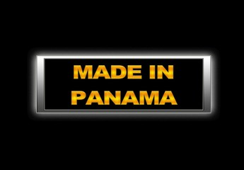 Made in Panama.