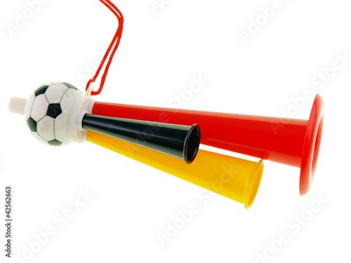 fußball tröte