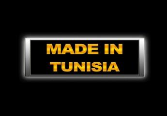 Made in Tunisia.
