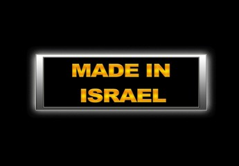 Made in Israel.