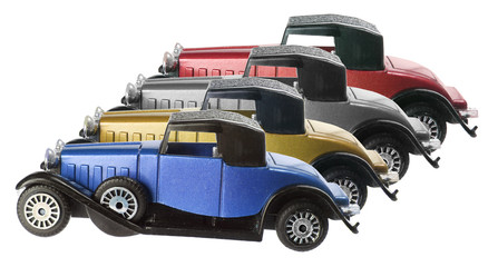 Antique Model Cars
