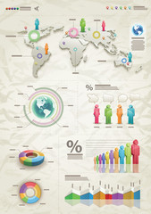 Infographic-Beige