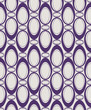 Seamless pattern with ovals