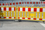 Pedestrian Barrier