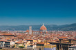 View of Florence, Tuscany, Italy