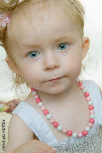 Anna-Sophie Portrait 1