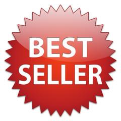 sticker red best seller