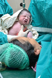 New born infant
