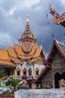 Beautiful temple in Chiang Mai