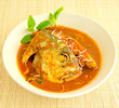 Fish dish - called Asam Pedas