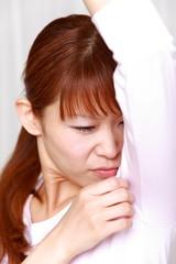 underarm odor