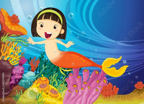 dziewczyna-w-wodzie