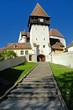 Saxon fortress and church