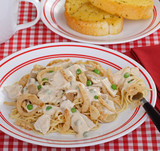 Chicken Tetrazzini Meal