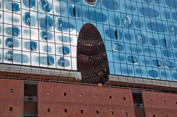 Hamburger Hafen 2012 - Elbphilharmonie
