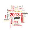 2013, voeux multilingues