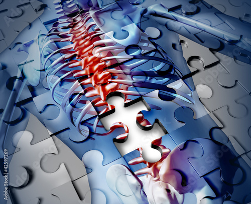 Human Back Disease