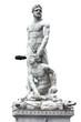 Florence - Hercule et Cacus de  Michel-Ange
