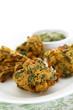 Spinach Pakoras