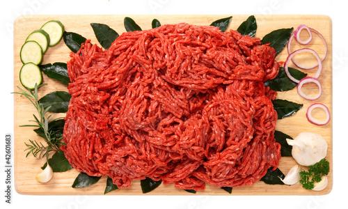 Macinato di carne bovina