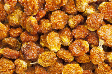 dried organic goldenberry