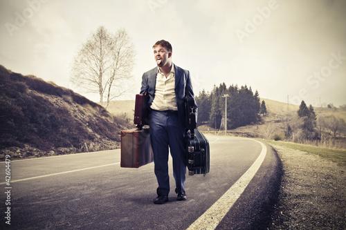 Difficult travel