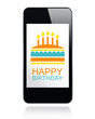 Happy Birthday Smartphone