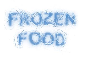 Fozen food (Text serie)