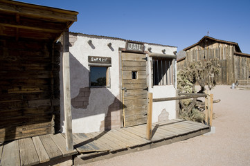 maisons abandonnés