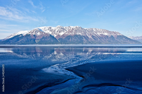 Turnagain Reflection