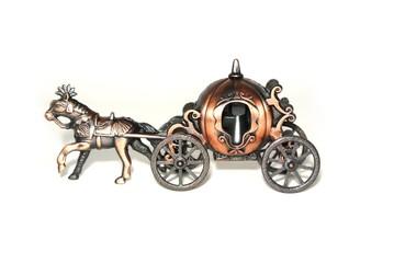 馬車の模型