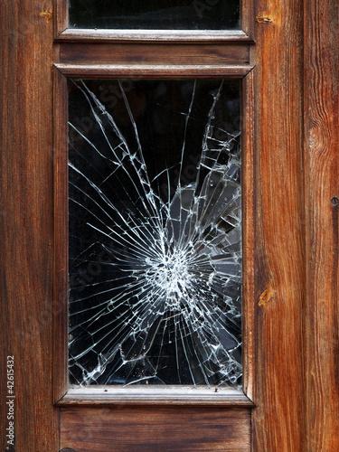 Haustürschaden
