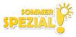 Label Sommer spezial
