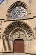 Iglesia de Santa Maria de Olite, Olite, Navarra, España